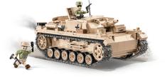 Cobi zestaw 2529 II WW Sturmgeschutz III Ausf. D