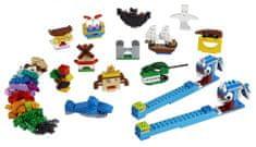 LEGO Classic 11009 Kockák és lámpák