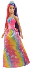 Mattel Barbie Princesa z dolgimi lasmi