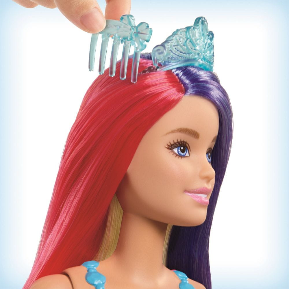 Mattel Barbie Princezna s dlouhými vlasy