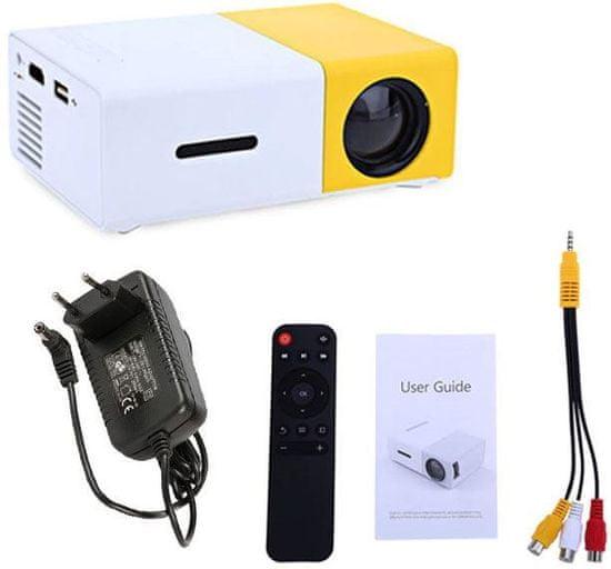 Alum online Mini projektor YG-300