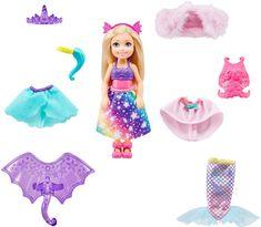 Mattel Barbie Chelsea s odjećom Igraći set