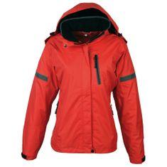 Schwarzwolf BONETE dámská podzimní bunda červená