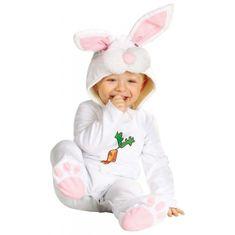 Widmann Pustni Kostum Poskočni Zajček za najmlajše