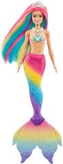 Mattel Barbie Mavrična morska deklica