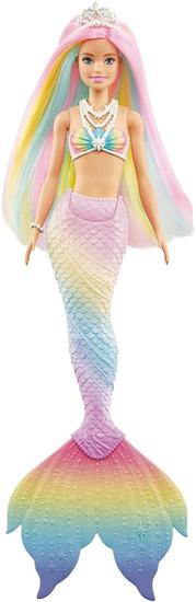 Mattel Barbie Szivárványsellő
