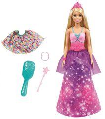 Mattel Barbie Princeska v morsko deklico