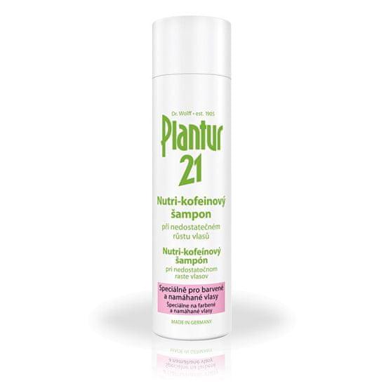 Plantur39 Nutri-kofeinski šampon za podporo rasti las