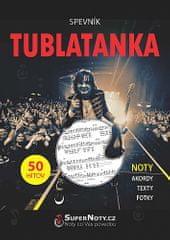 Tublatanka: Spevník Tublatanka - Noty, akordy, texty