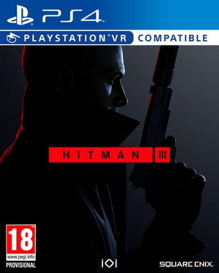 Square Enix Hitman 3 igra (PS4)