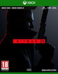 Square Enix Hitman 3 igra (Xbox One in Xbox Series X)