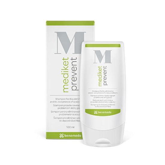 Korpásodás elleni sampon Mediket Prevent (Shampoo)