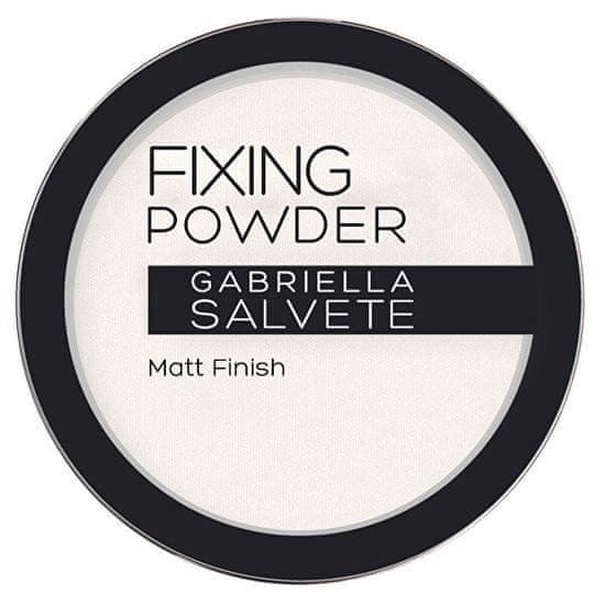 Gabriella Salvete Zmatňující fixační pudr Fixing Powder Matt Finish 9 g