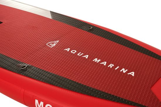 Aqua Marina BT-21MOP Monster napihlijv SUP, z veslom in varnostno vrvico, 3,66 m, 15 cm