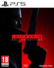 Square Enix Hitman 3 Deluxe Edition igra (PS5)