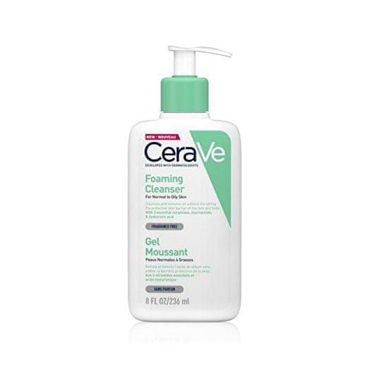 CeraVe (Foaming Cleanser) za (Foaming Cleanser) za normalno do mastno kožo