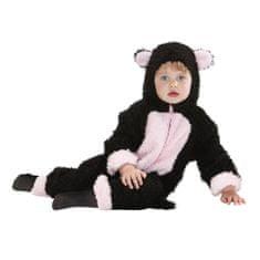 Widmann Pustni Kostum Fuzzy Muca za najmlajše, 12-18 mesecev