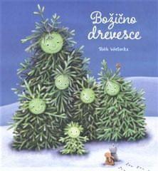 Ruth Wielockx: Božično drevesce, trda vezava