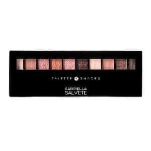 Gabriella Salvete Paletka 10 očních stínů (Eyeshadow Palette) 12 g