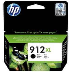 HP kartuša 912XL, črno (3YL84AE)