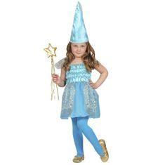 Widmann Pustni Kostum Vila Modra s Klobučkom, 2-3 leta