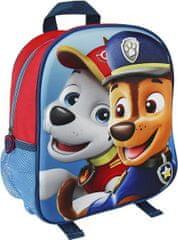 Cerda Dětský batoh Paw Patrol II 3D 31 cm modrý