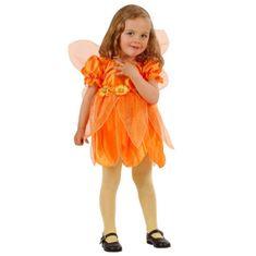 Widmann Pustni Kostum Lill´ Vila Oranžna, 12-18 mesecev
