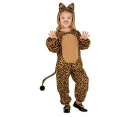 Widmann Pustni Kostum Leopard Mali, 2-3 leta
