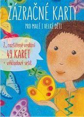 Šárka Kadlečíková: Zázračné karty pro malé i velké děti