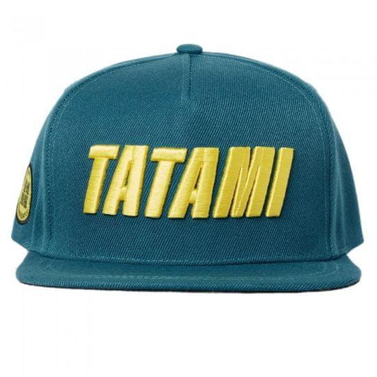 Tatami Fightwear Kšiltovka TATAMI Essential Snapback - modrá