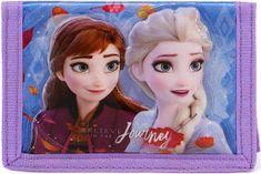 KARACTERMANIA Dětská peněženka Frozen 2 Ledové království Journey 3D