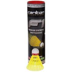 Carlton F1 Ti žogice za badminton, 6 kosov