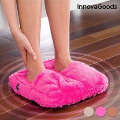 InnovaGoods aparat za masažo stopal, roza