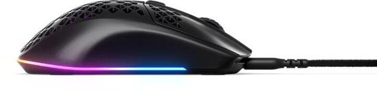 SteelSeries Aerox 3, fekete (62599)