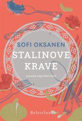 Sofi Oksanen: Stalinove krave, trda vezava