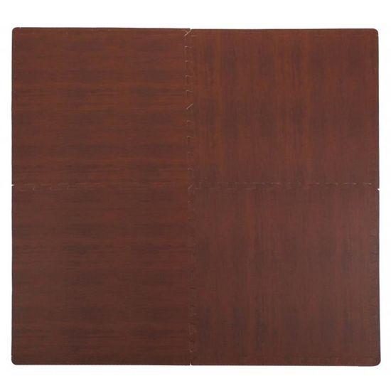 Merco Wood podloga za vadbo, 4 kosi