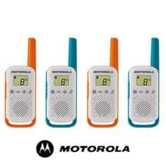 Motorola TLKR T42 PMR set 4-ih radijskih postaj