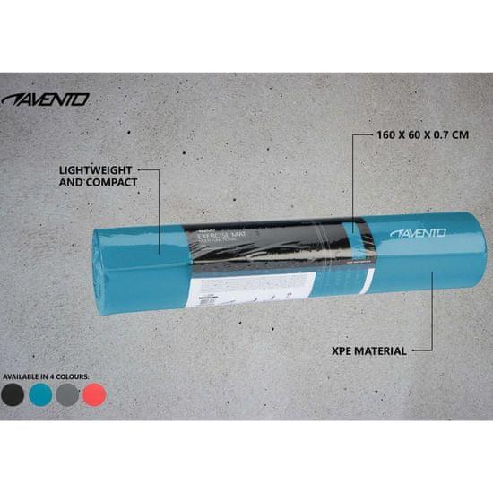 shumee Avento Multifunkčná podložka na cvičenie XPE sivá