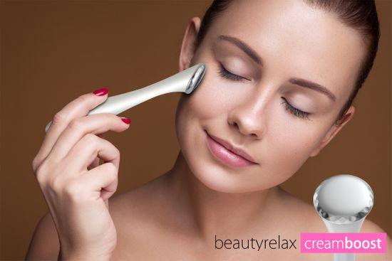 BeautyRelax Galvanická žehlička Creambooster