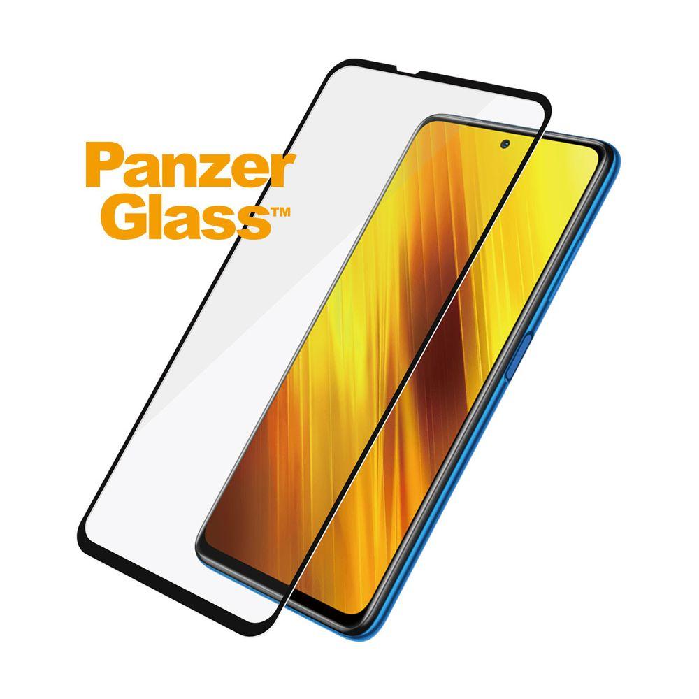 PanzerGlass Edge-to-Edge pro Xiaomi Poco X3 NFC 8034, černé