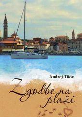 Andrej Titov: Zgodbe na plaži, mehka vezava