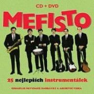 Mefisto: Mefisto: 25 nejlepších instrumentálek - CD+DVD