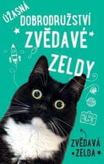Taghioff Matt: Úžasná dobrodružství zvědavé Zeldy