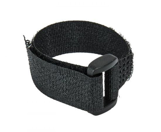 Dedra stahovací pásky na suchý zip 12x150mm černé - 10ks