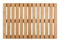 PROTISKLUZU Bambusový protiskluzový rošt 60 x 40 cm, WENKO