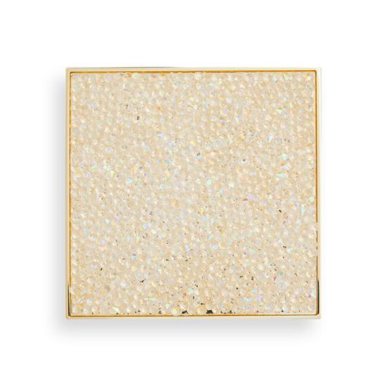 Revolution PRO Szemhéjfesték paletta Ultimate Crystal Eye Quad Champagne Crystal 3,2 g
