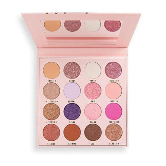 Makeup Obsession Daydreamer 20,8 g szemhéjfesték paletta