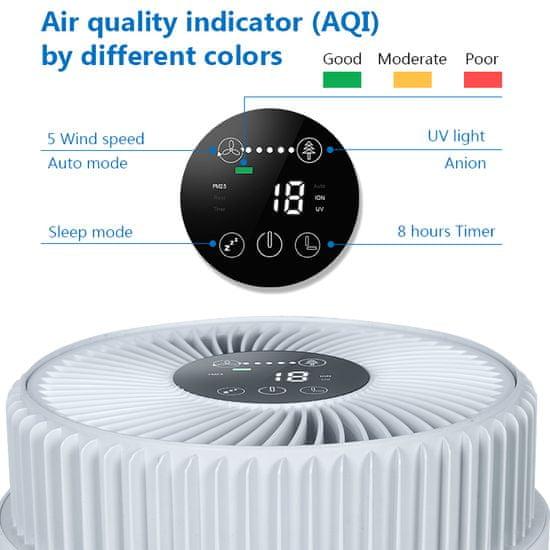 Rohnson oczyszczacz powietrza R-9440