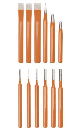 NEO Tools komplet rezača i probijača, 12-dijelni (33-062)