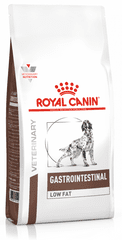Royal Canin Veterinary Diet Dog Gastrointestinal Low Fat 12 kg